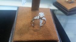 Engagement Ring 1.5 CTW