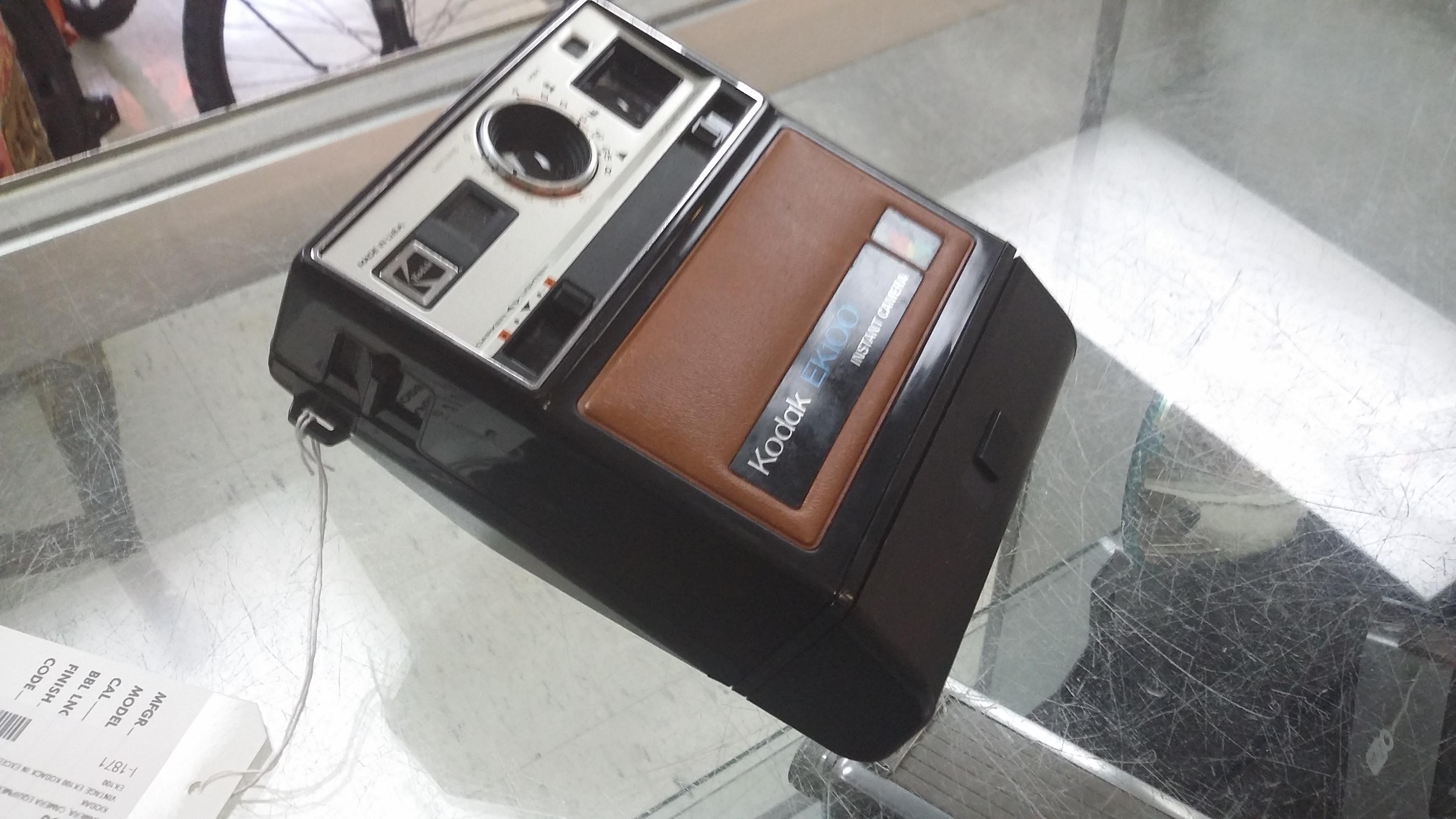 Kodak EK100Polaroid