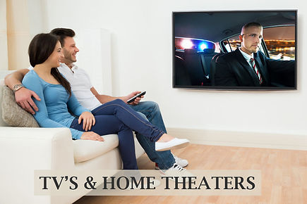 TVs, TV, Home Theaters
