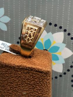 Mens 2 CTW Diamond Ring3