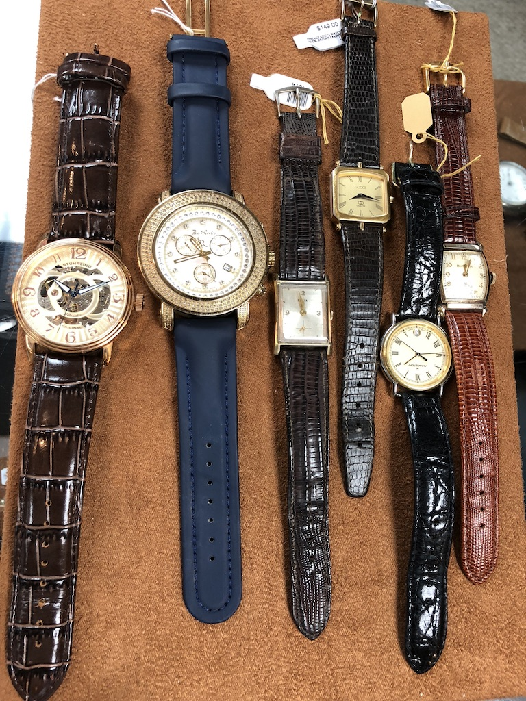 Watch Overview