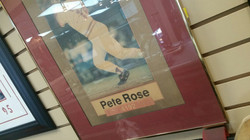 Pete Rose/ The Hit
