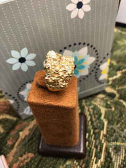 Gold Nugget 3