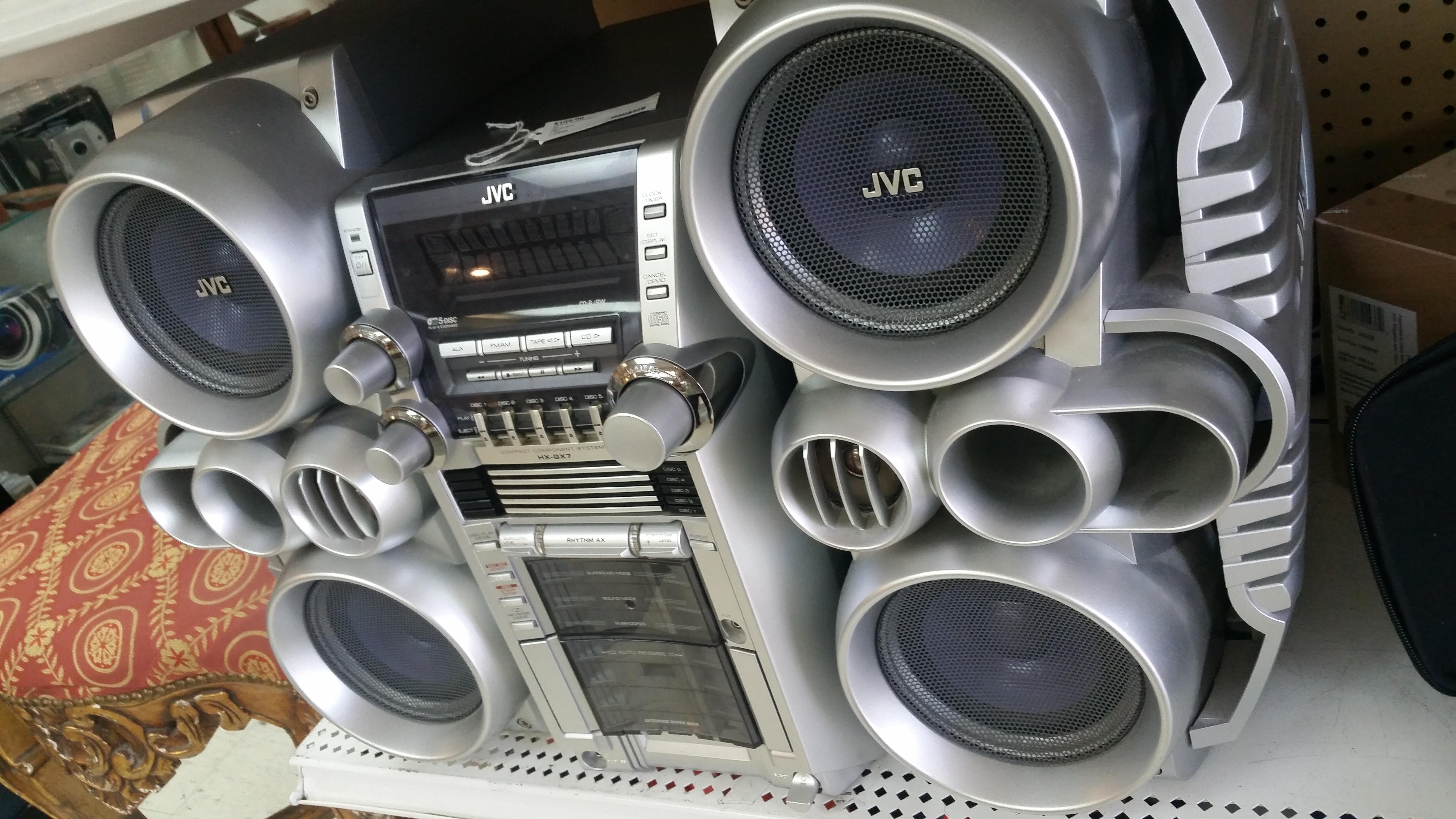 JVC Stereo_1