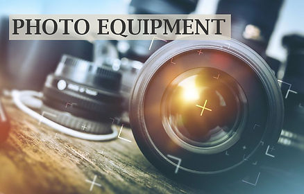 Camera, Photo Equipment