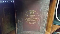 Antique Webster