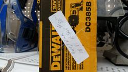 DeWalt DC385B 18 Volt Cordless Recip