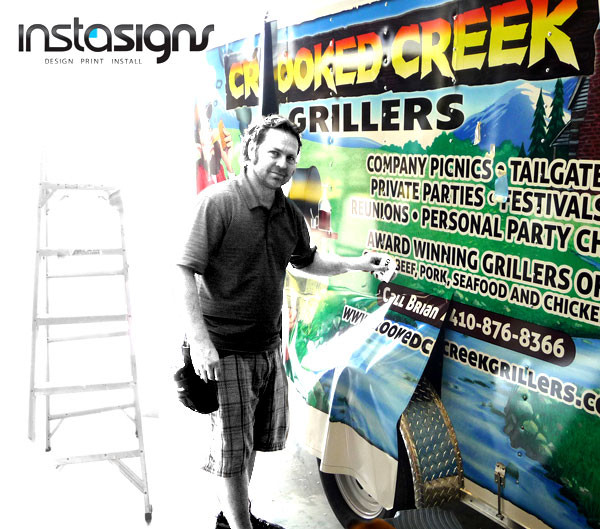 3m certified wrap installers, maryland vehicle wrap installations, carroll county vehicle wraps