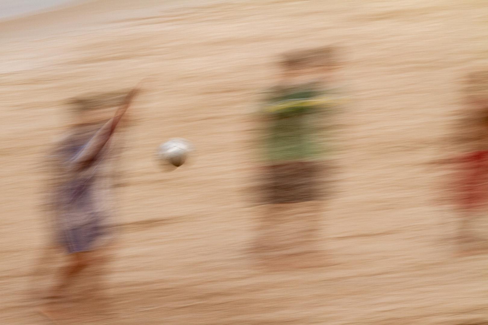 Brazil, beach & soccer