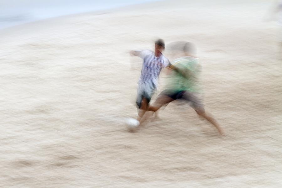 Futebol de Praia 01