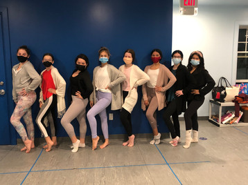 Can you guess which teacher these ladies dressed up as???