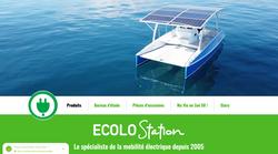 EcoloStation, véhicules électriques