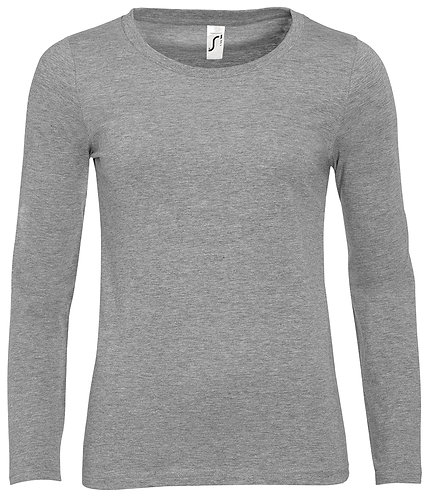 Ladies Majestic Long Sleeve T-Shirt