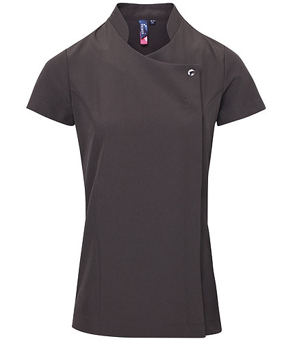 Ladies Blossom Short Sleeve Tunic