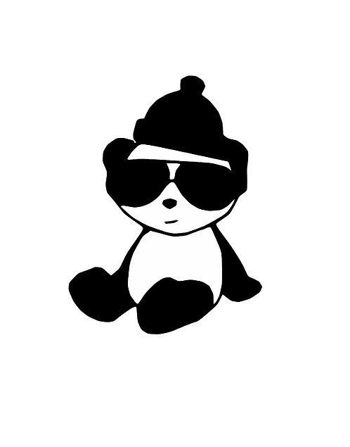DrapersDecals Panda
