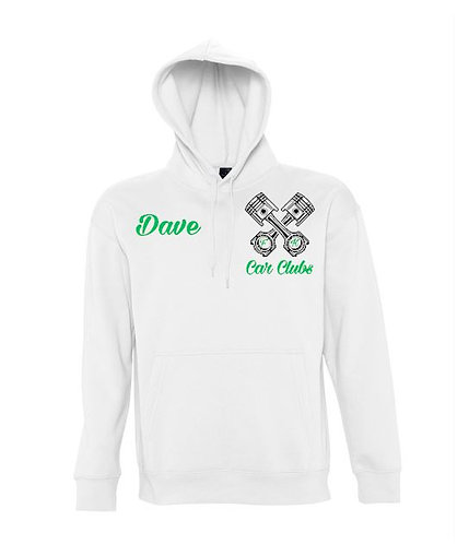 Unisex Slam Hooded Sweatshirt