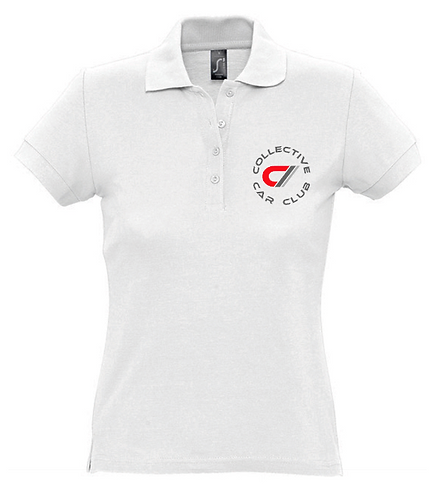 Ladies Passion Cotton Piqué Polo Shirt