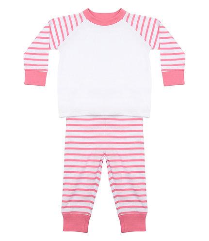 Baby/Toddler Striped Pyjamas