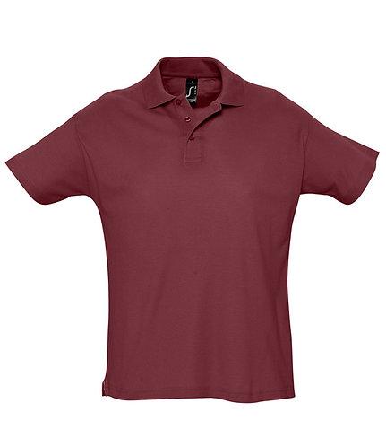 Summer II Cotton Piqué Polo Shirt