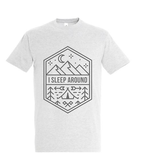 I Sleep Around T-Shirt