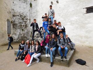 Tagesausflug der 4a nach Salzburg