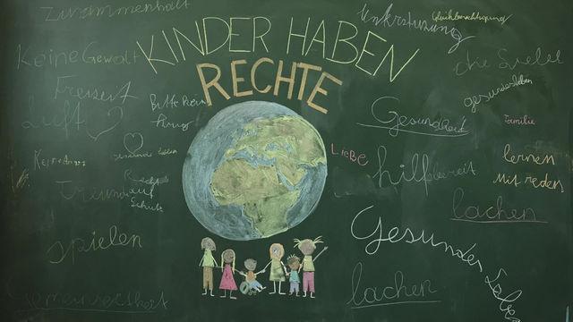 "Projekt "" Kinder haben Rechte!"""