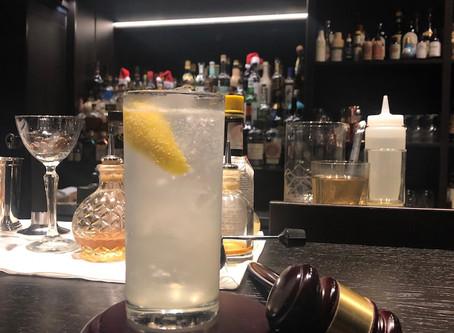 #TBT - The King of long Drinks, the Legend of John and Tom Collins