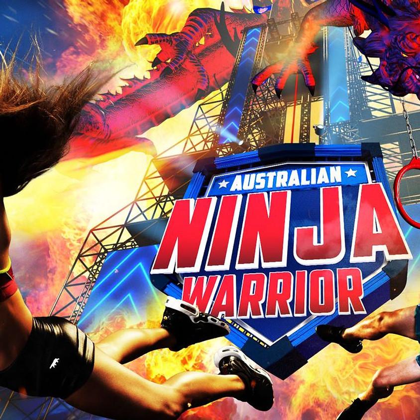 Ninja Warrior Screening & Meet & Greet