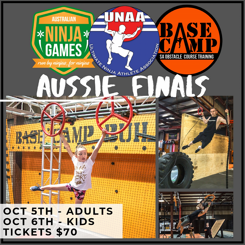 Australian Ninja Games 2019 Finals