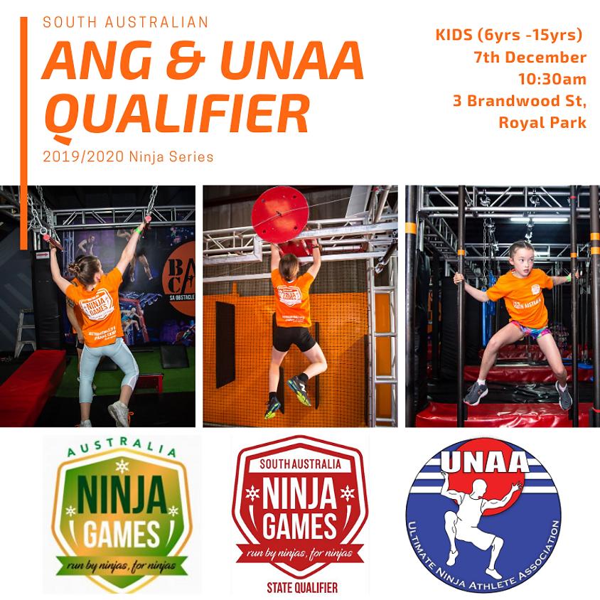 South Australian ANG Qualifier (KIDS)