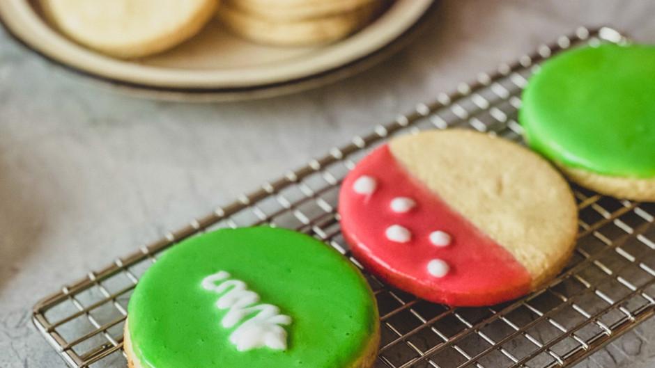 Biscuits de Naaaaël à décorer
