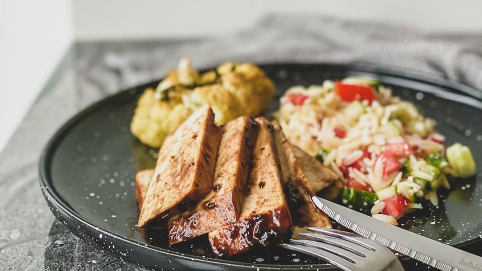 Tofu balsamique