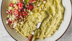 Hummus tout garni