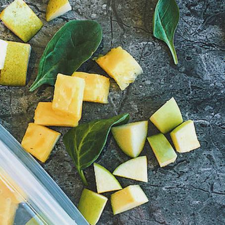 Éviter le gaspillage des fruits & légumesà l'aide de ces 3 recettes de smoothies