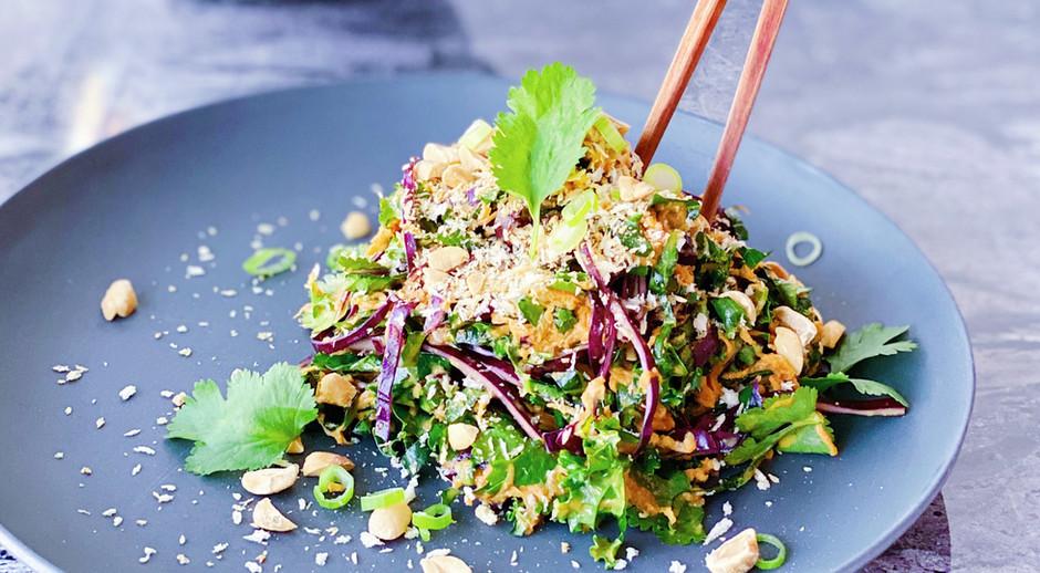 Salade Satay
