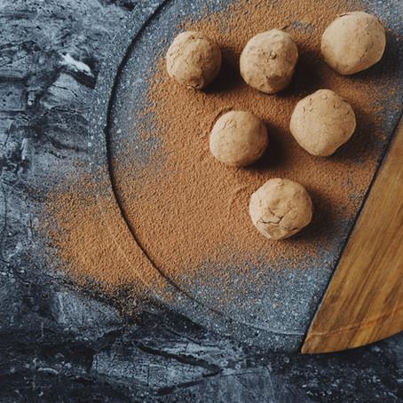 Truffes choco-noisettes (sans sucre ajouté)