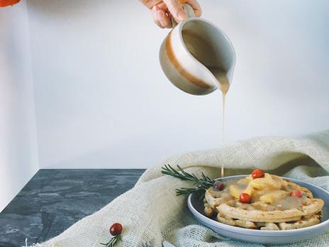 Caramel salé, coco & cannelle