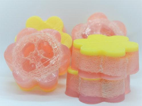Bella Loofah Soap