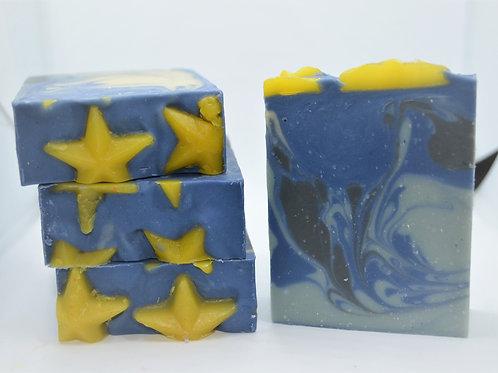 Star Showers Handmade Soap