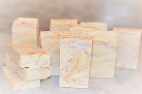 Grapefruit Margarita Handmade Be Our Guest Size Soap