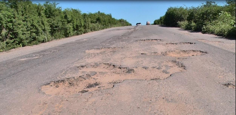 BR 116 no Ceará