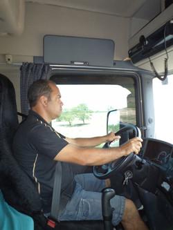 Fernando ao volante