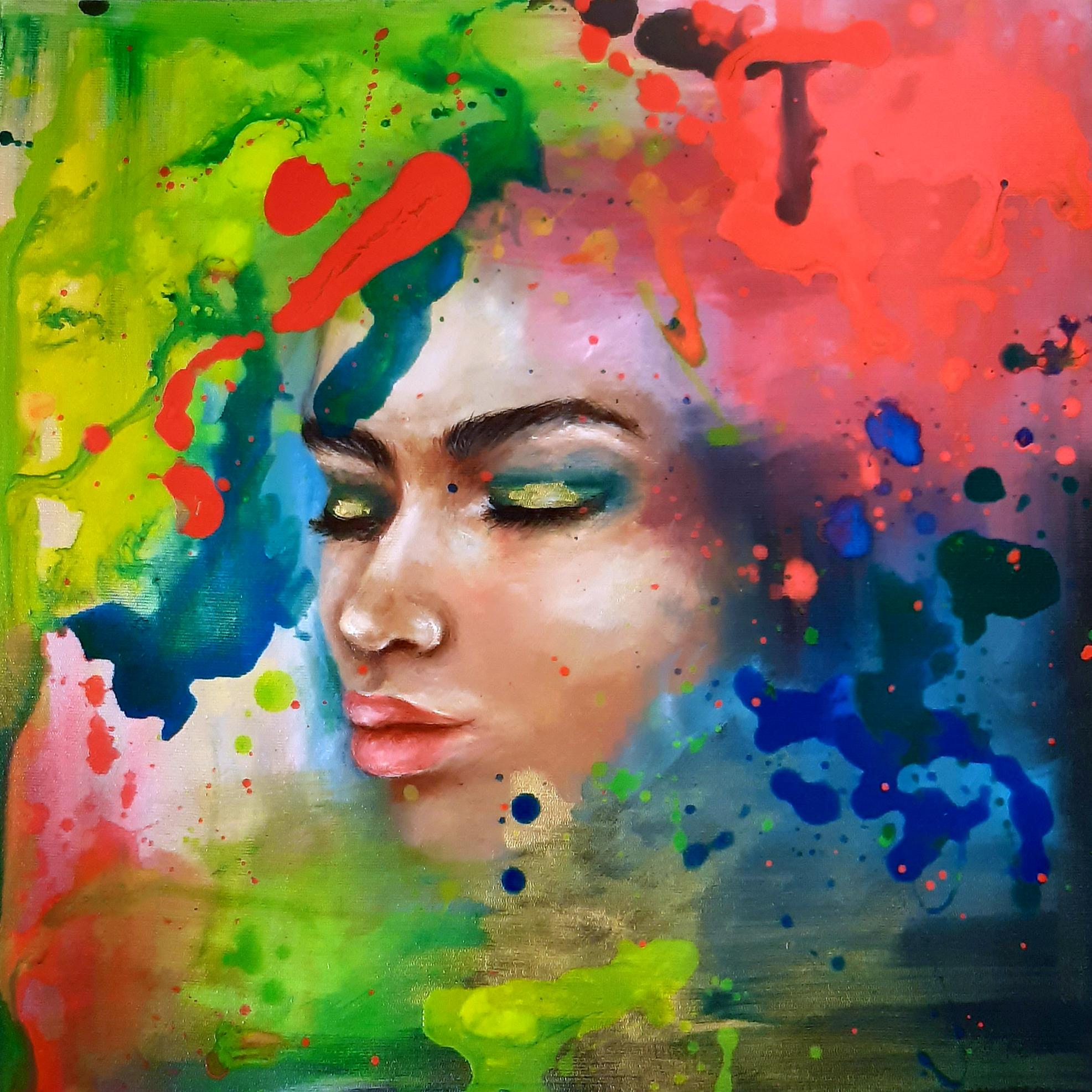 Imersão em cores