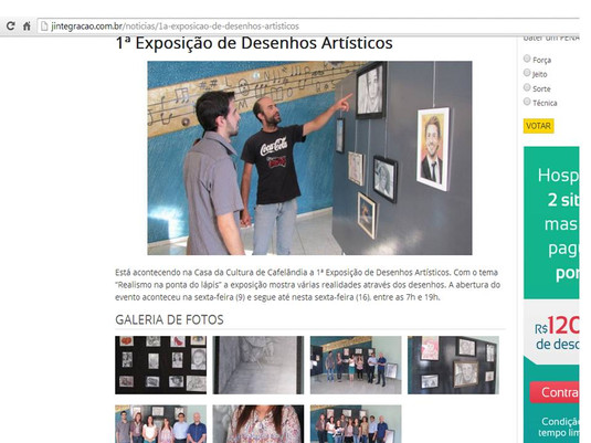 1º expo individual.