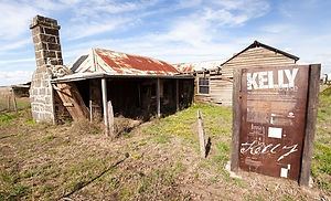 Ned Kelly's birthplace of Beveridge