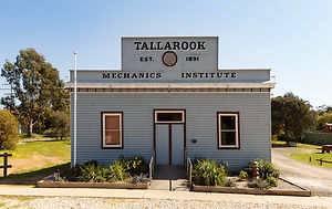 Mechanics Institute Tallarook