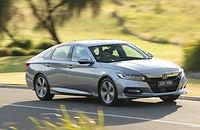 2020 Honda Accord VTi-LX hybrid