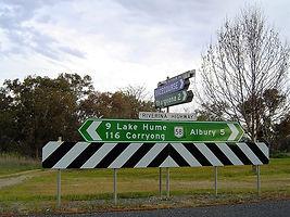 Local signpost