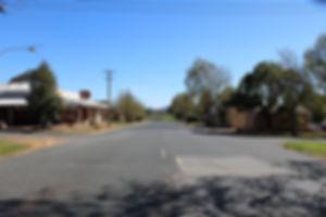 Mangoplah village