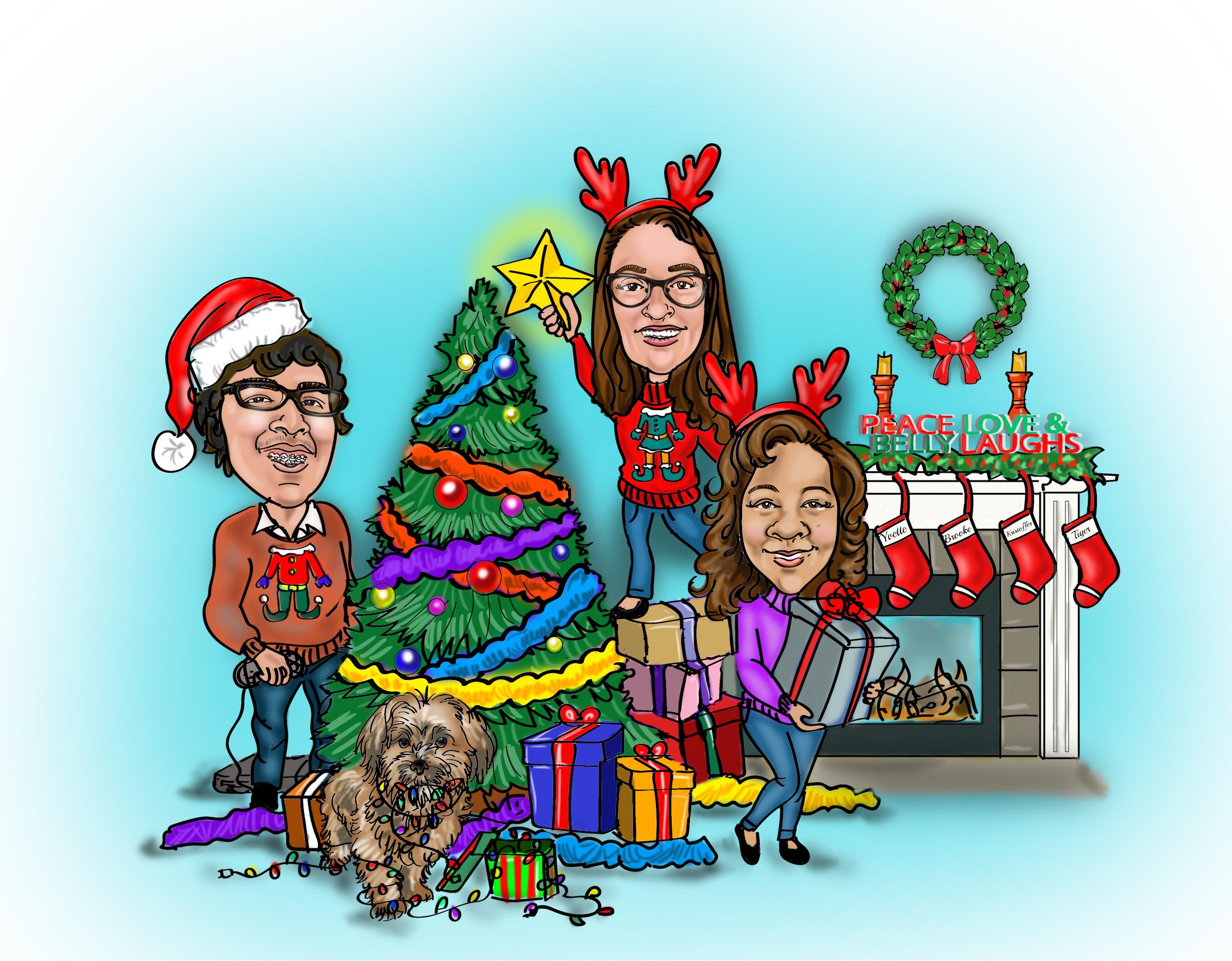 christmas_card_caricaturefinal_yvettes_f